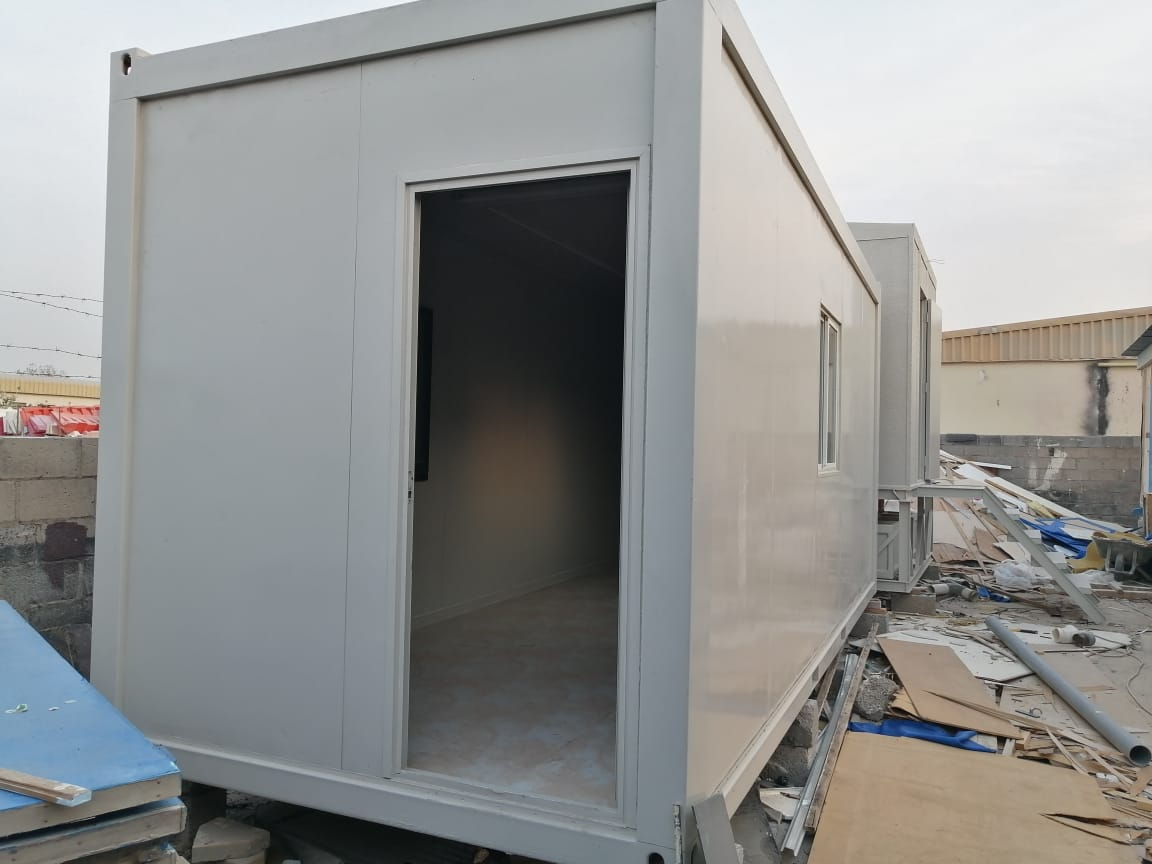 Fire Rated Portacabin UAE
