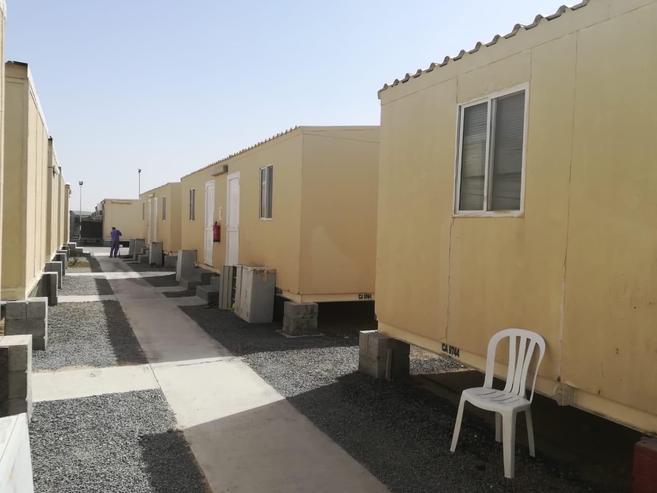 Portable Labour Camp UAE