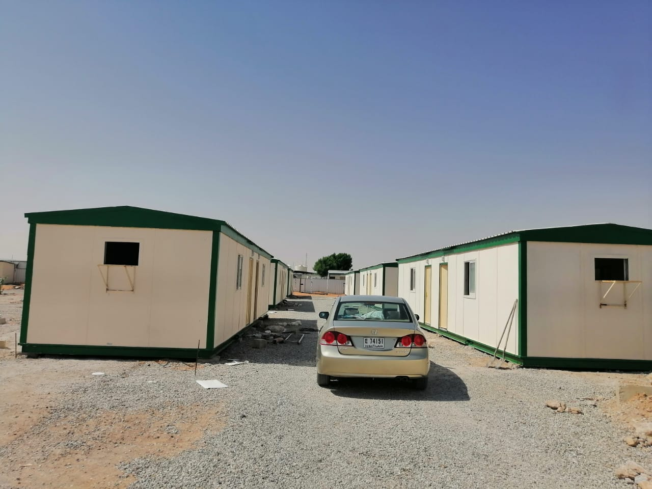 Site Offices