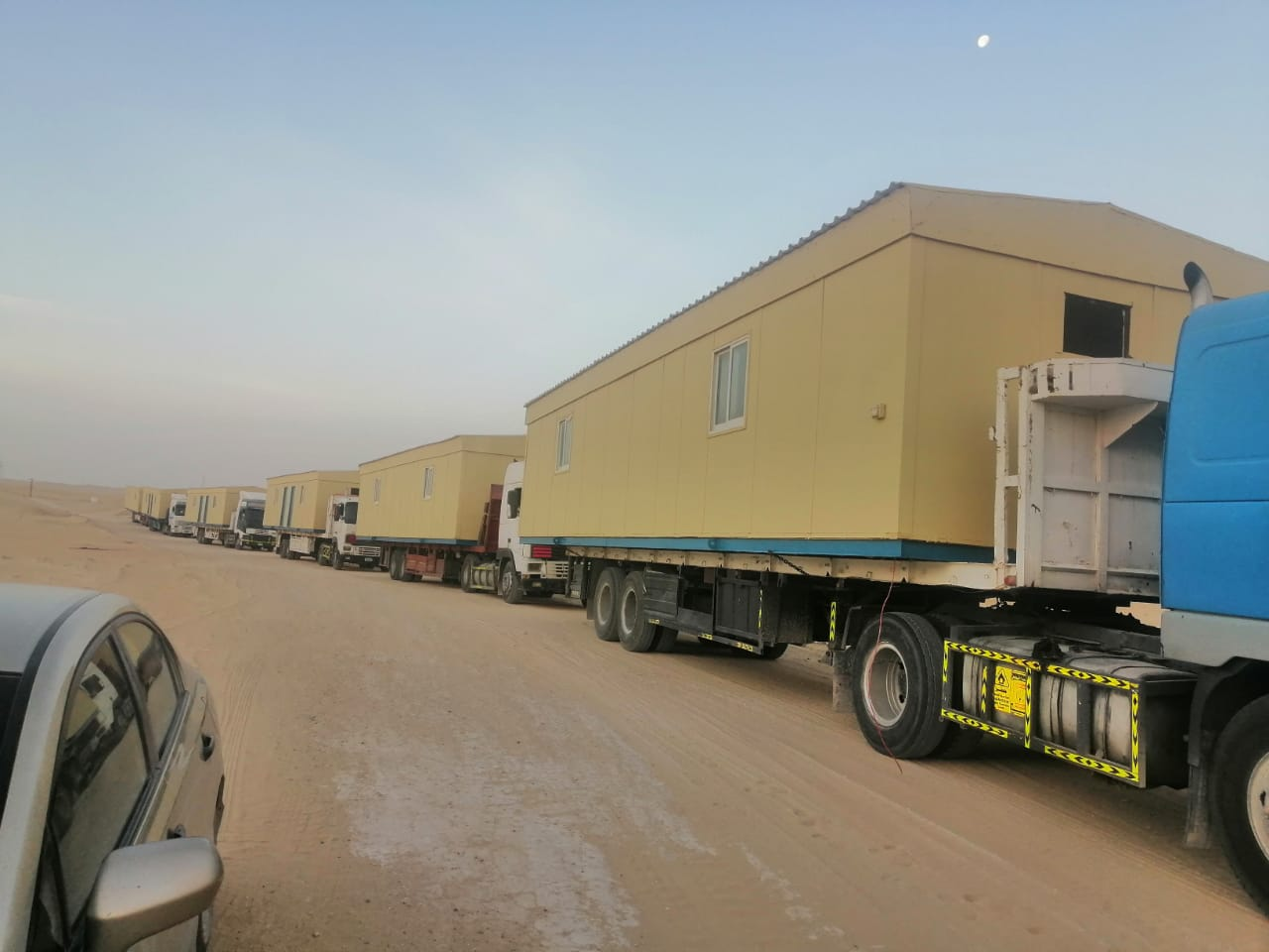 Portable Steel Container Cabins